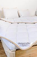 Постельное белье из шерсти мериносов семейное белое классическое