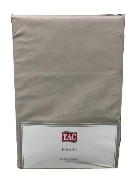 Пододеяльник TAC ранфорс Basic 200*220 см TAS