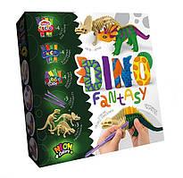 Набор для творчества DINO FANTASY (Создай динозавра)
