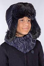 Детская шапка Для мальчиков Pl-009 Фиона Украины 58-60 см
