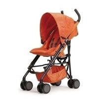 Коляска-трость Aprica Presto, цвет оранжевый