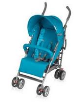Коляска-трость Baby Design - Bomiko Model M, цвет голубой