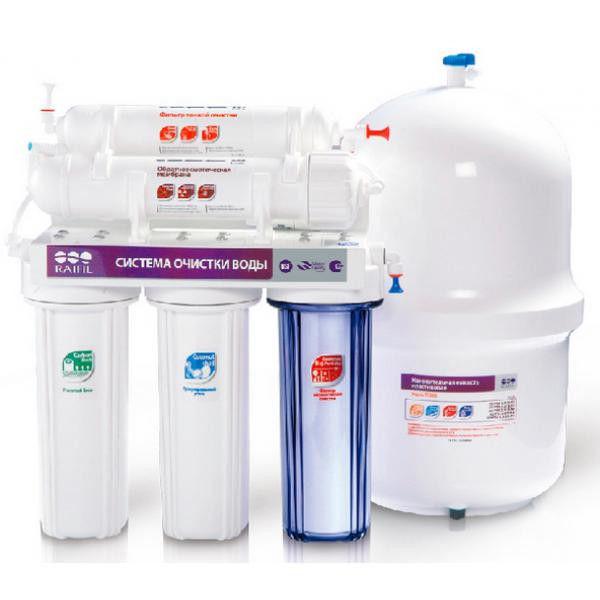 Фильтр для очистки воды обратный осмос Raifil Grando 5
