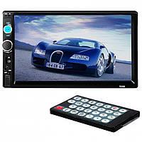 Автомагнитола/видеомагнитола 2DIN MP5 + Bluetooth - 7010B, фото 1