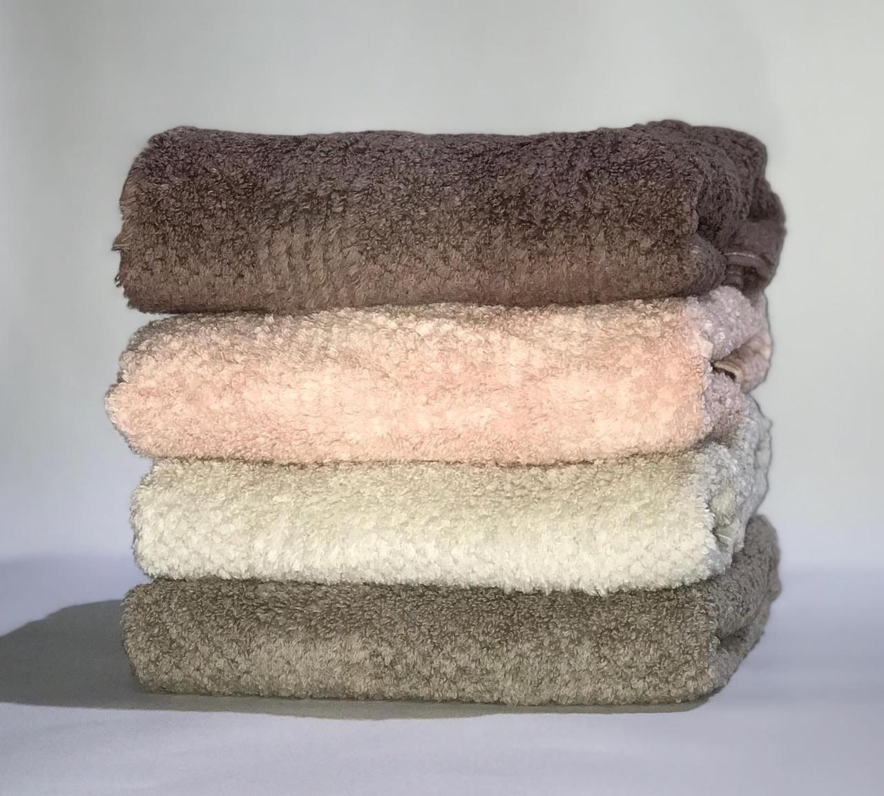 Набор махровых полотенец Sikel Micro Cotton Juliet kombin 2 70*140 4 шт