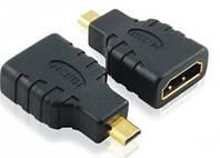 Переходник HDMI на microHDMI