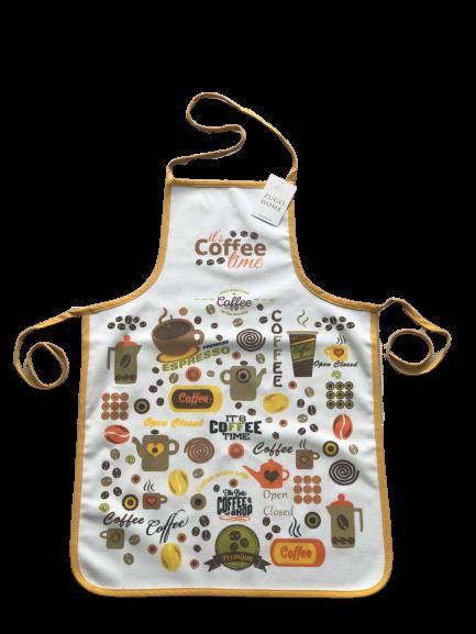 Фартук Zugo Home Coffee Time Standart