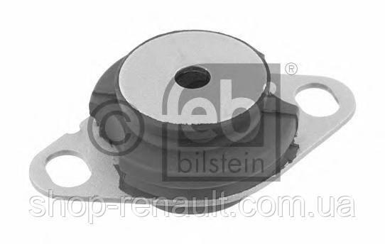 Подушка КПП левая (маленькая) SupeRNova/Solenza/Clio/Kangoo/Symbol FEBI BILSTEIN, 09483