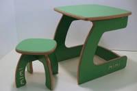 """Комплект детской мебели Mimi """"Карапуз"""", цвет зеленый"""