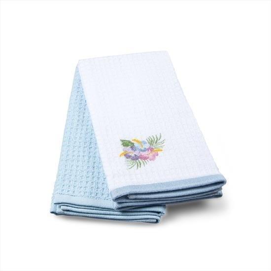 Набор кухонных полотенец Tac Flowers 40*60 2 шт