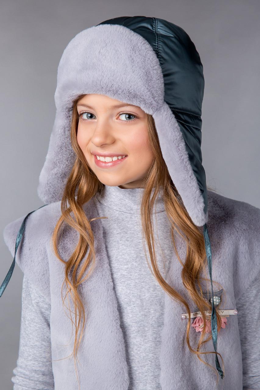 Детская шапка Для девочек I-121 Фиона Украина 52-54 см
