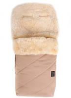 Конверт из натуральной овчины Kaiser Paat, цвет бежевый