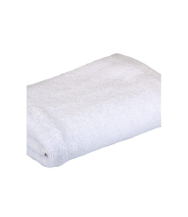 Махровое полотенце Zugo Home 450 Hotel Line 50*90 см белый