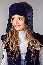 Дитяча шапка Для дівчаток I-109 Фіона Україна 52-54 см