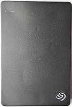 Жесткий диск внешний HDD 1TB USB 3.0 2.5 Seagate Backup Plus Slim Black STDR1000200 NA9655P9