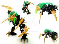 "Конструктор Bionicle ""Hero Factory"" Scarox"