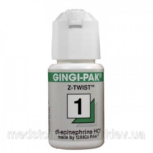 Gingi-Pak ( Джинджи-Пак), нить ретракционная, №1, зеленая