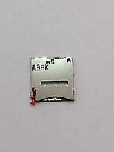 Коннектор Сим-карты Sony Z1