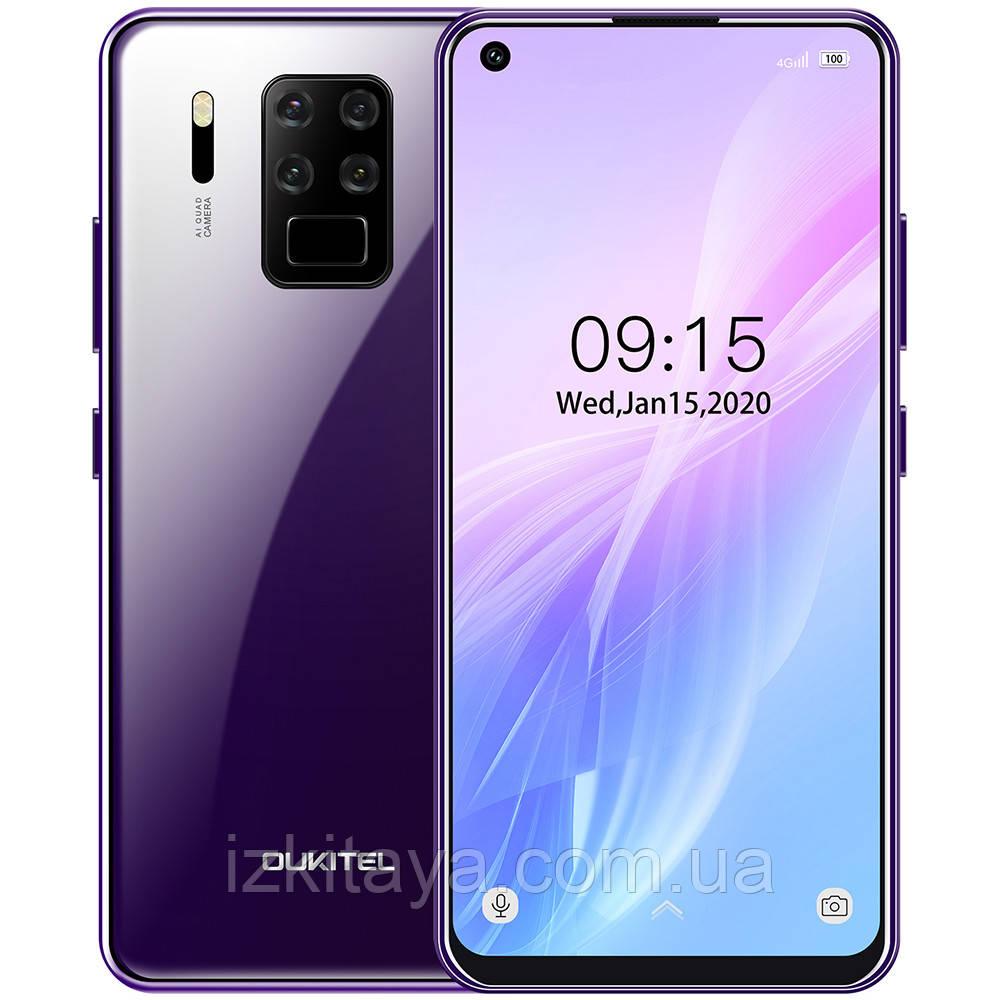 "Смартфон OUKITEL C18 Pro purple 4/64 экран 6,55"""