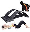 Тренажер мостик для спины и позвоночника Back Magic Support СКИДКА, фото 9