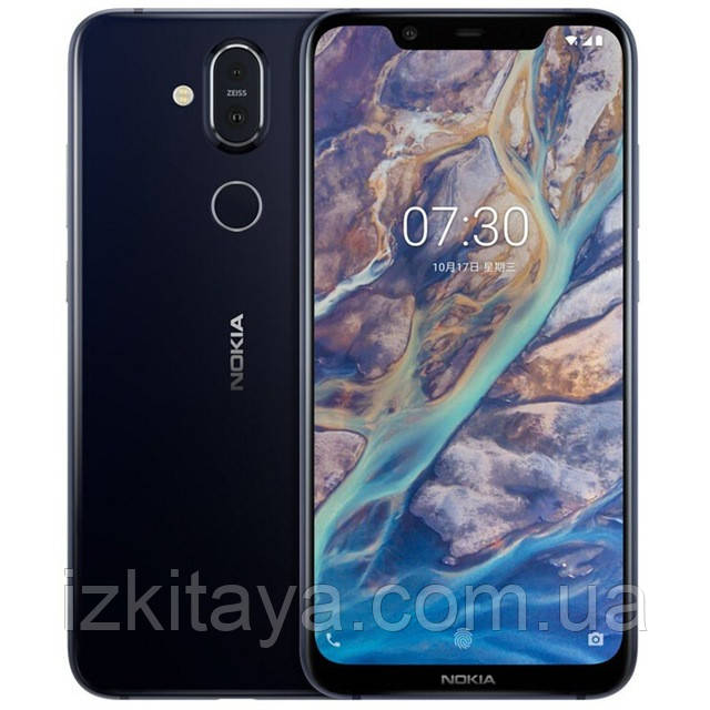 Смартфон Nokia X7 TA-1131 6/128Gb blue