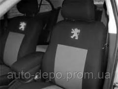 Чохли на сидіння Пежо 308 SW зі столиками EMC Elegant