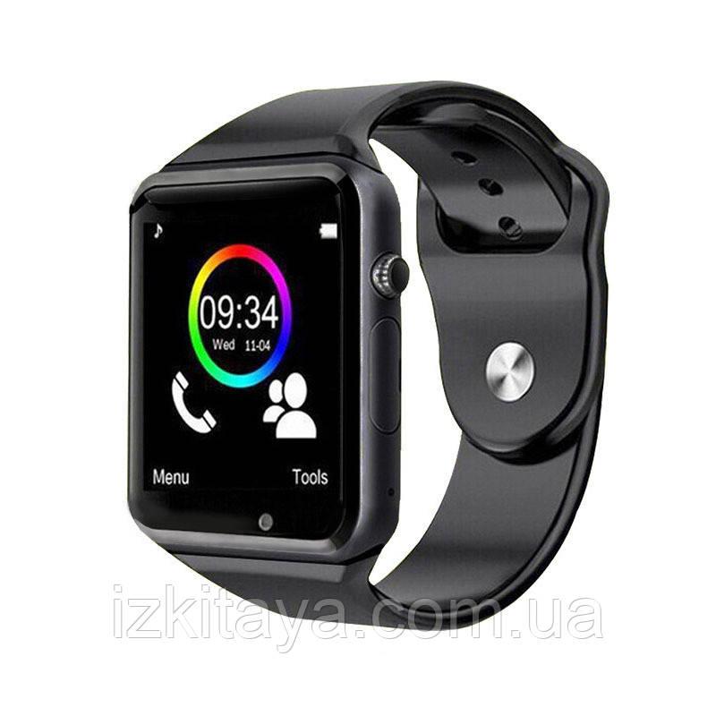 Смарт часы Smart Watch NO-BORDERS A1 black