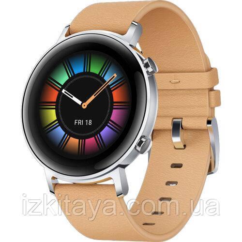 Смарт часы Smart Watch Huawei Watch GT 2 42mm Classic Edition Silver