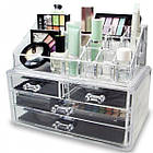 Настольный ящик органайзер для хранения косметики GUT Storage Box, фото 7