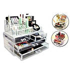 Настольный ящик органайзер для хранения косметики GUT Storage Box, фото 8