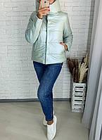 Зимняя стильная женская куртка синтепон 250 новинка 2020, фото 1