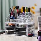 Настольный ящик органайзер для хранения косметики GUT Storage Box, фото 10