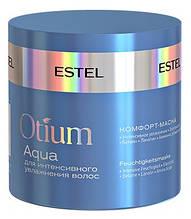 Комфорт-маска для інтенсивного зволоження волосся OTIUM Aqua, 300 мл