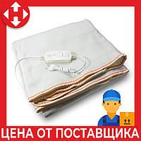 Электроодеяло Electric Blanket (100 W, 150х155 см) Оранж, простынь с подогревом, электро одеяло, фото 1