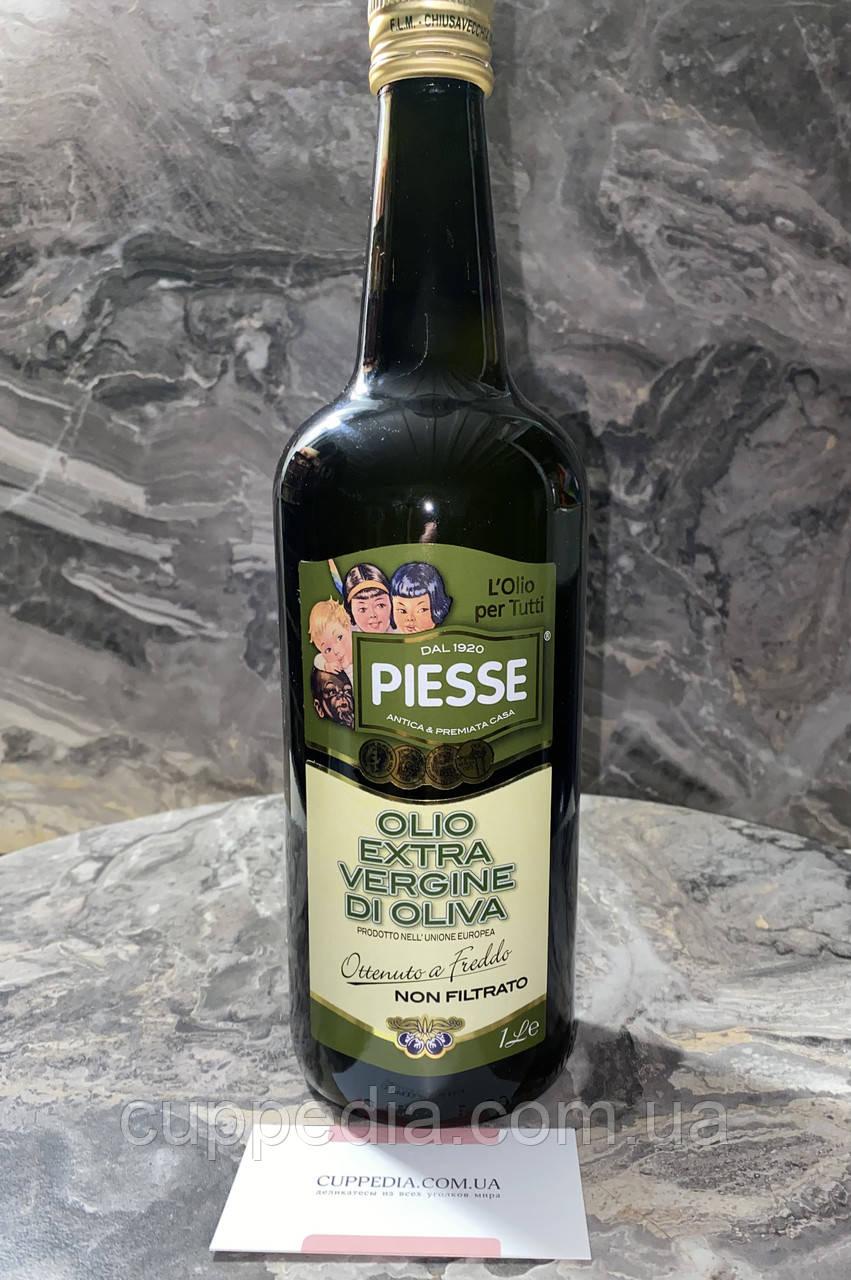 Оливковое масло Piesse Extra Vergine non Filtrato 1л