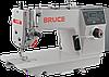Bruce R3-4CQ-7 Прямострочная швейная машина с автоматикой для средних тканей