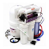 Фильтр для очистки воды обратный осмос Raifil Grando 5 Рlus Premium с насосом