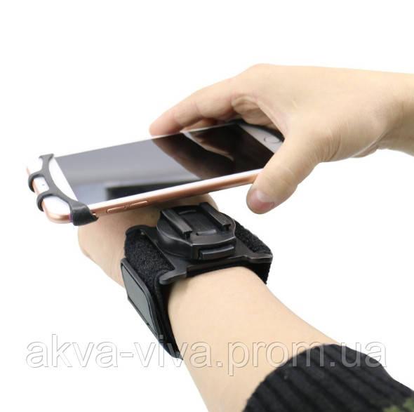 Тримач для телефону на руку (ВДТ-104)