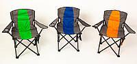Кресло раскладное для рыбалки отдыха и туризма 55*55*95см. Стул туристический складной MH-3076S