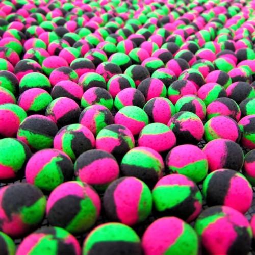 Бойлы Amino POP-UP Liver/Pepper/Strawberry (Печень/Перец/Клубника) Ø8 мм (25шт)