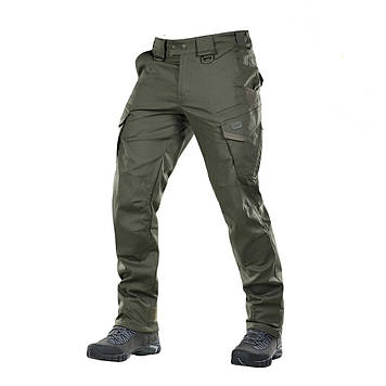 M-Tac брюки Aggressor Gen.ІІ Flex Army Olive