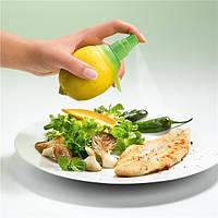 Спрей-насадка для цитрусових Citrus Spray / Спрей (распылитель) цитрусовых Цитрус Спрей, 2 спрея + подставка, фото 1