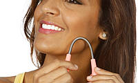 Паличка для видалення небажаного волосся на обличчі (для жінок) / Палочка для удаления нежелательных волос, фото 1