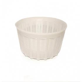 Форма для сыра круглая d-15,5 х 14,5, h-8,5 см 1,2 кг пластиковая Консенсус