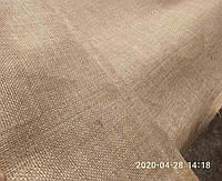 Мешковина джутовая 400 г/м.кв, ширина полотна 1м