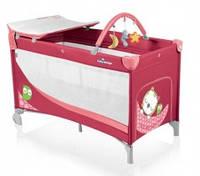 Манеж-кровать Baby Design Dream, цвет 02