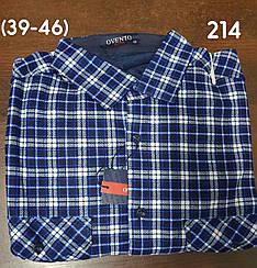 Теплая  рубашка флис Ovento classik  - 214