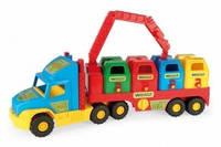 "Машина Wader ""Super Truck"" мусоровоз"