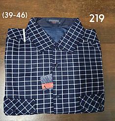 Теплая  рубашка флис Ovento classik  - 219