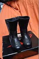 Ботинки для мотоциклиста 46 размера Alpinestars  RIDGE WEB GORETEX BLACK